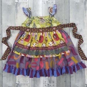 Matilda Jane Delaney Knot Dress, size 2